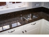 Finland Baltic Brown Granite Kitchen